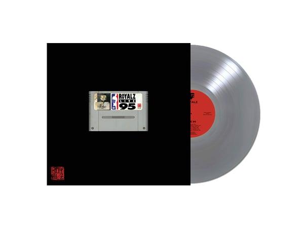 "Image of Live 95 12"" Vinyl (Nintendo Grey)"