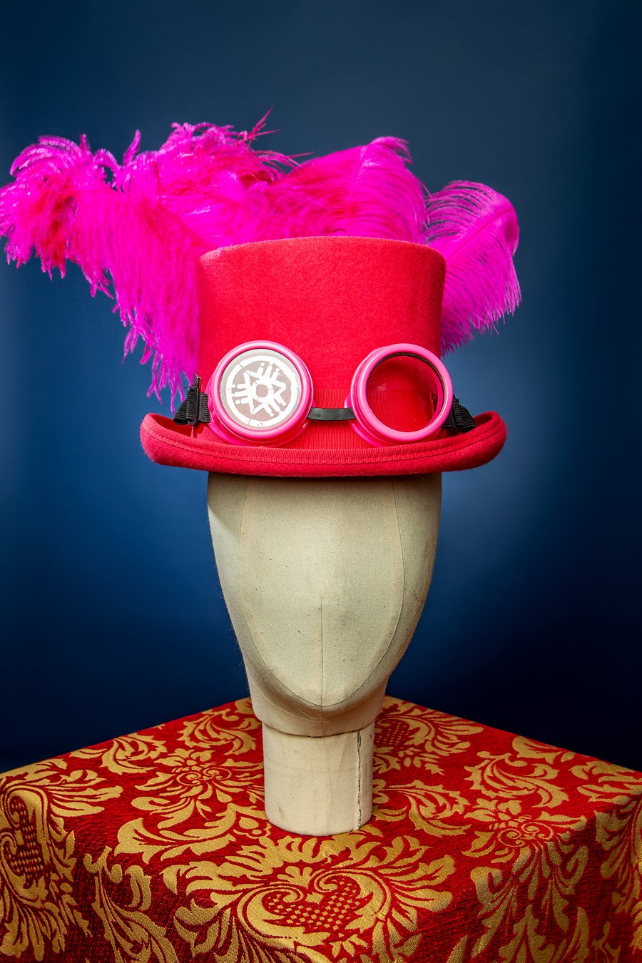 Image of Top Hat - Pink