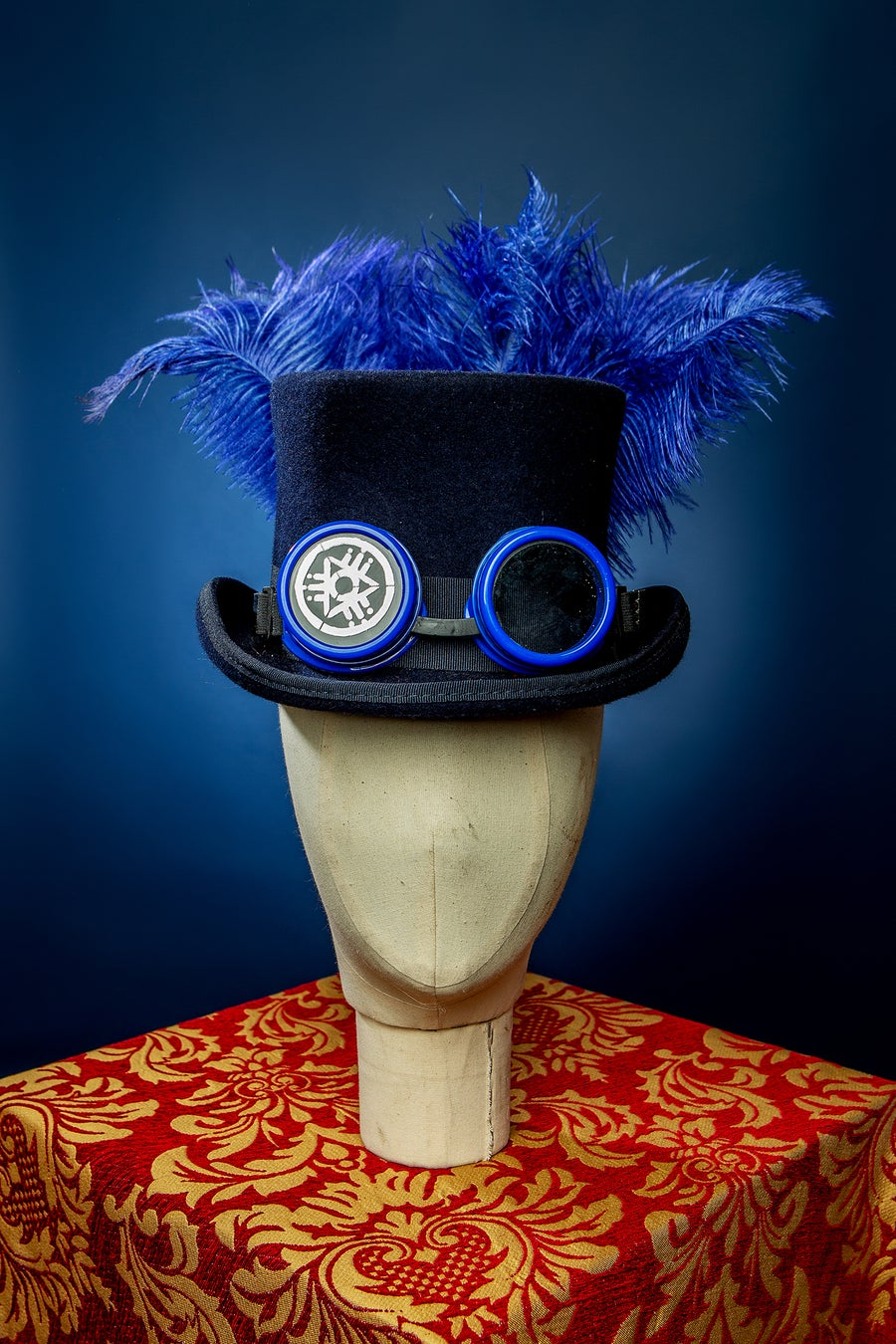 Image of Top Hat - Blue