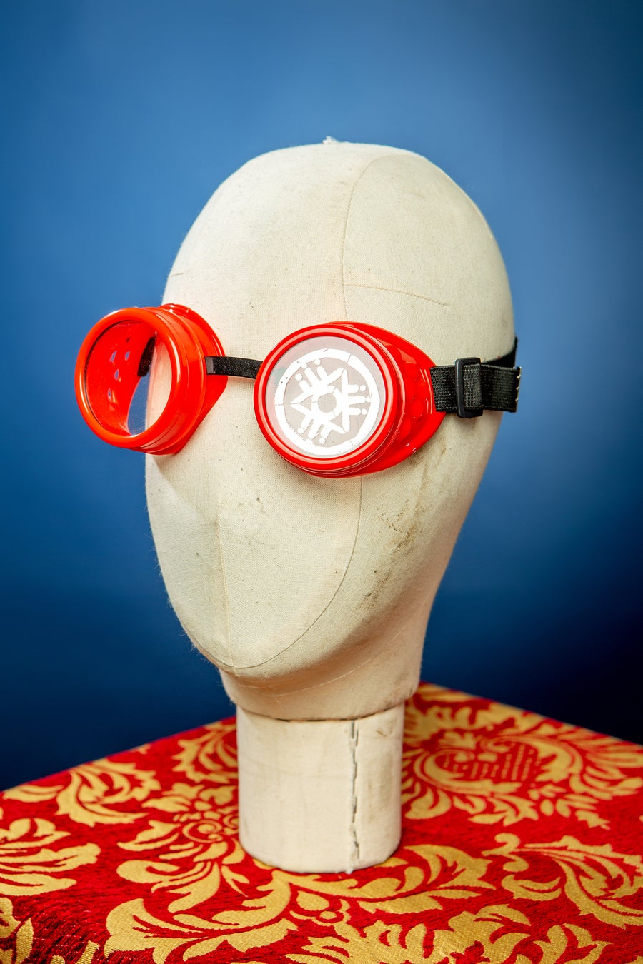 Image of Goggles - Red
