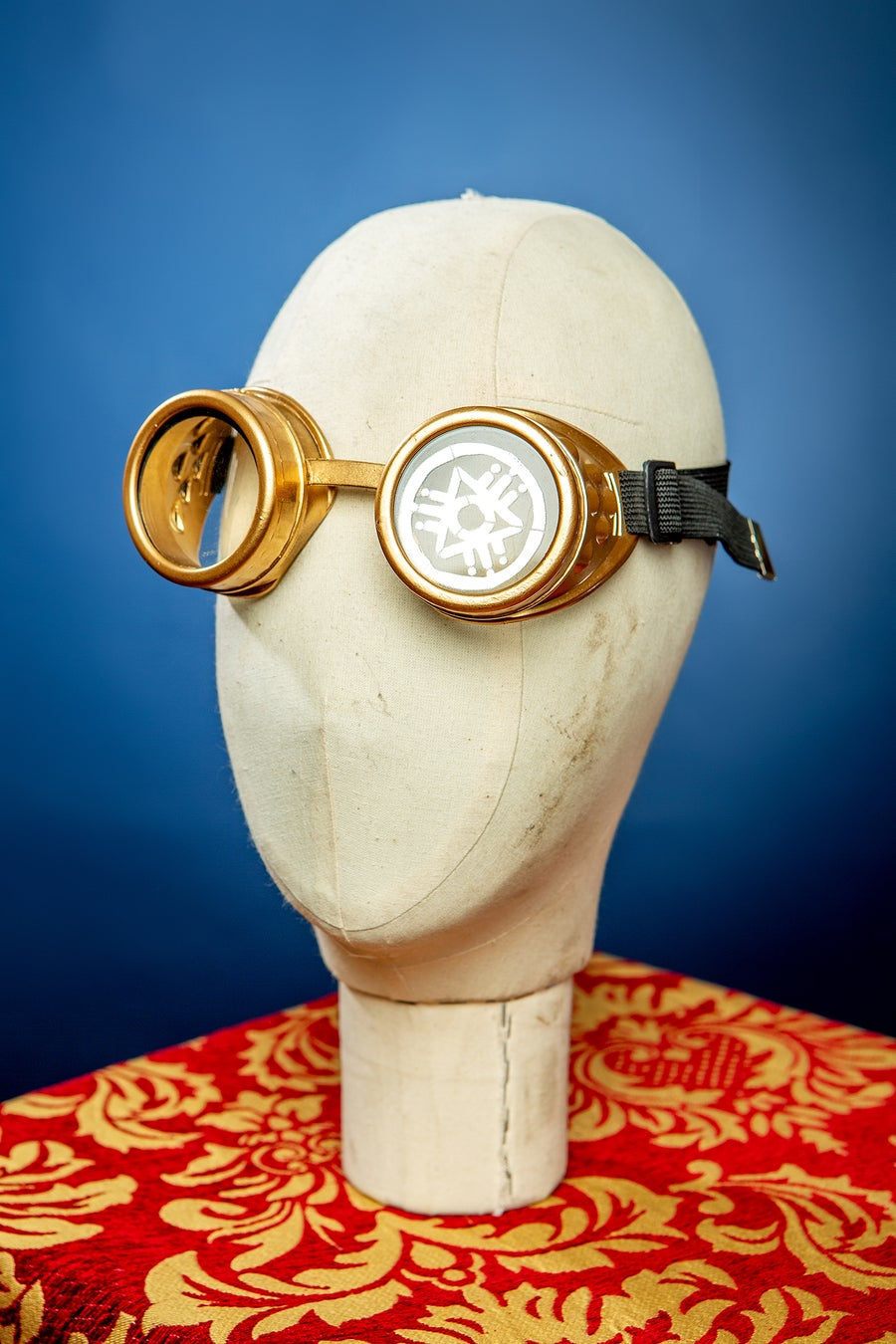 Image of Goggles - Gold