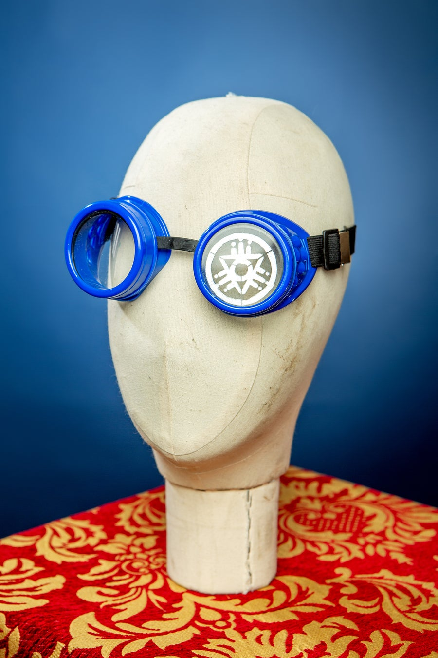 Image of Goggles - Blue