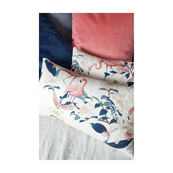 Image of Coussin Flamingo
