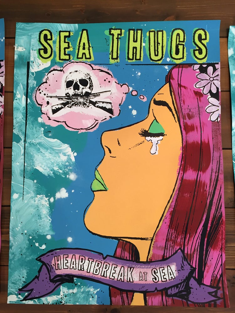 Image of Sea Thugs 2 - Heartbreak at Sea