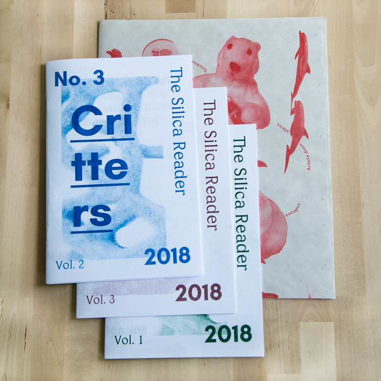 Image of The Critter Issue Print Bundle
