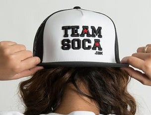 Image of Team Soca Hat Version 1 (Mesh Hat)