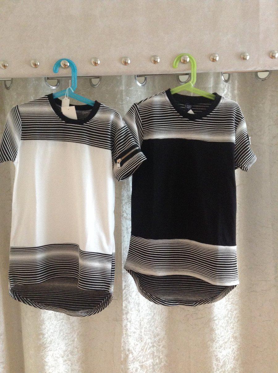 Image of Boys zip detail tshirt