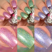 Image of Glisten & Glow I Believe in Unicorns (individual polishes are listed in the drop down)