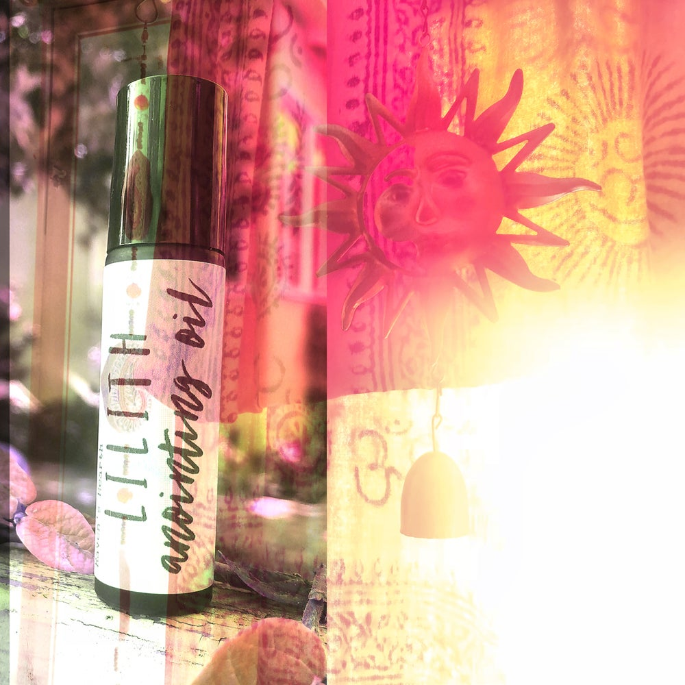 Image of L I L I T H Anointing Oil • Limited Quantity
