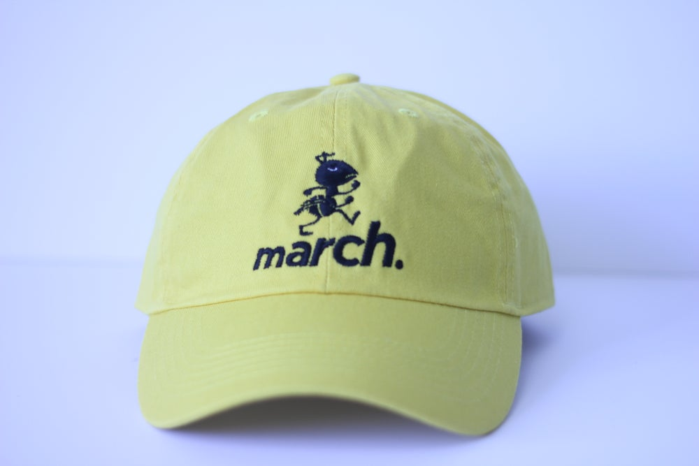 Image of Marchin' Ant Cap (Yel/Blk)