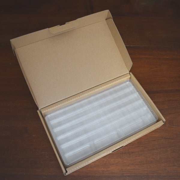 Image of Keycap Storage Box With Trays