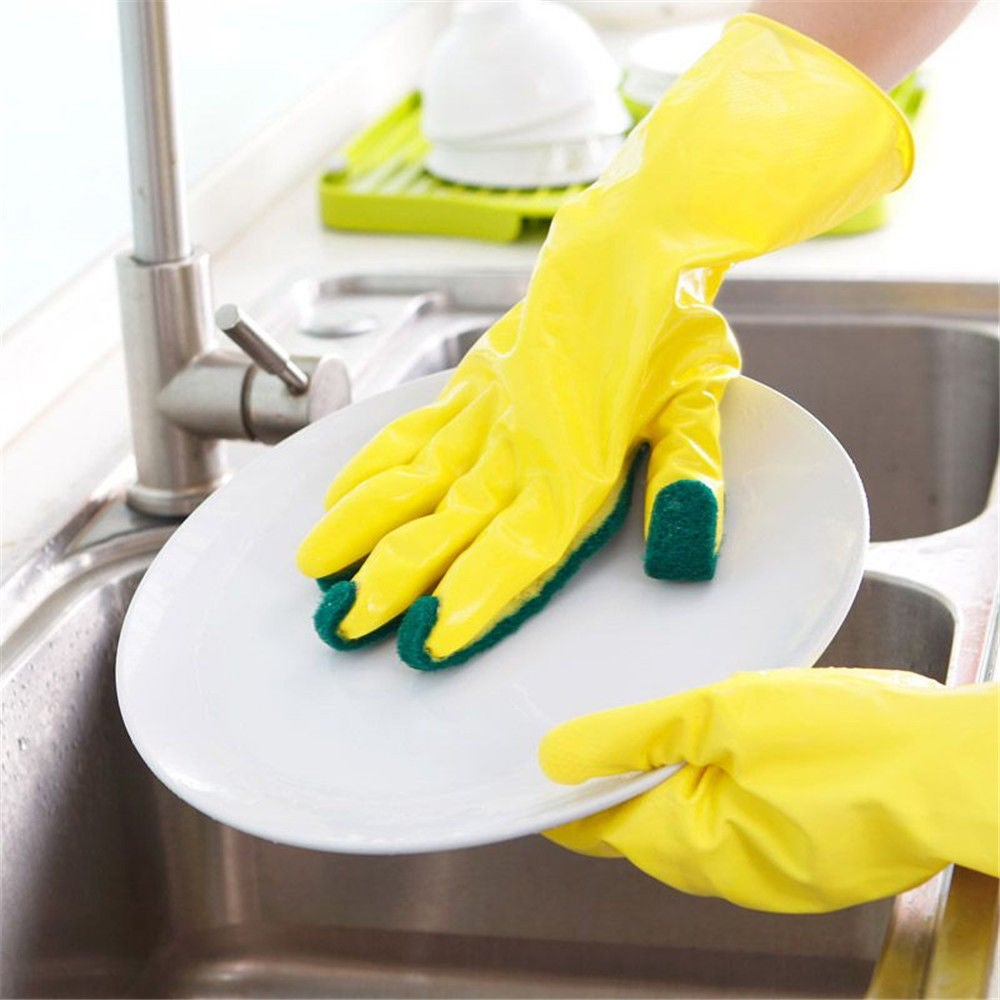 Image of Scrub Gloves