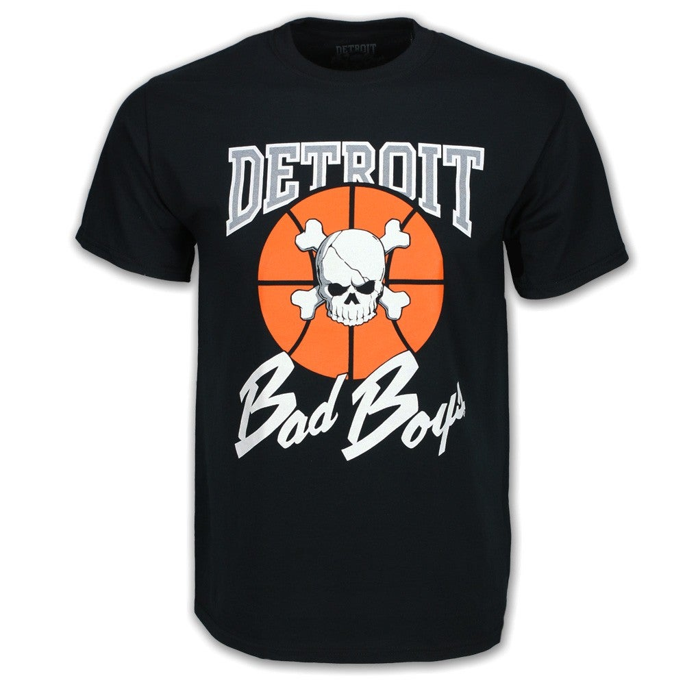 Image of Detroit Bad Boys (Black)