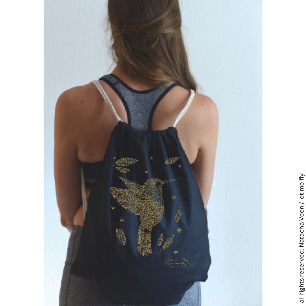 Image of Gym bag *Colibri*
