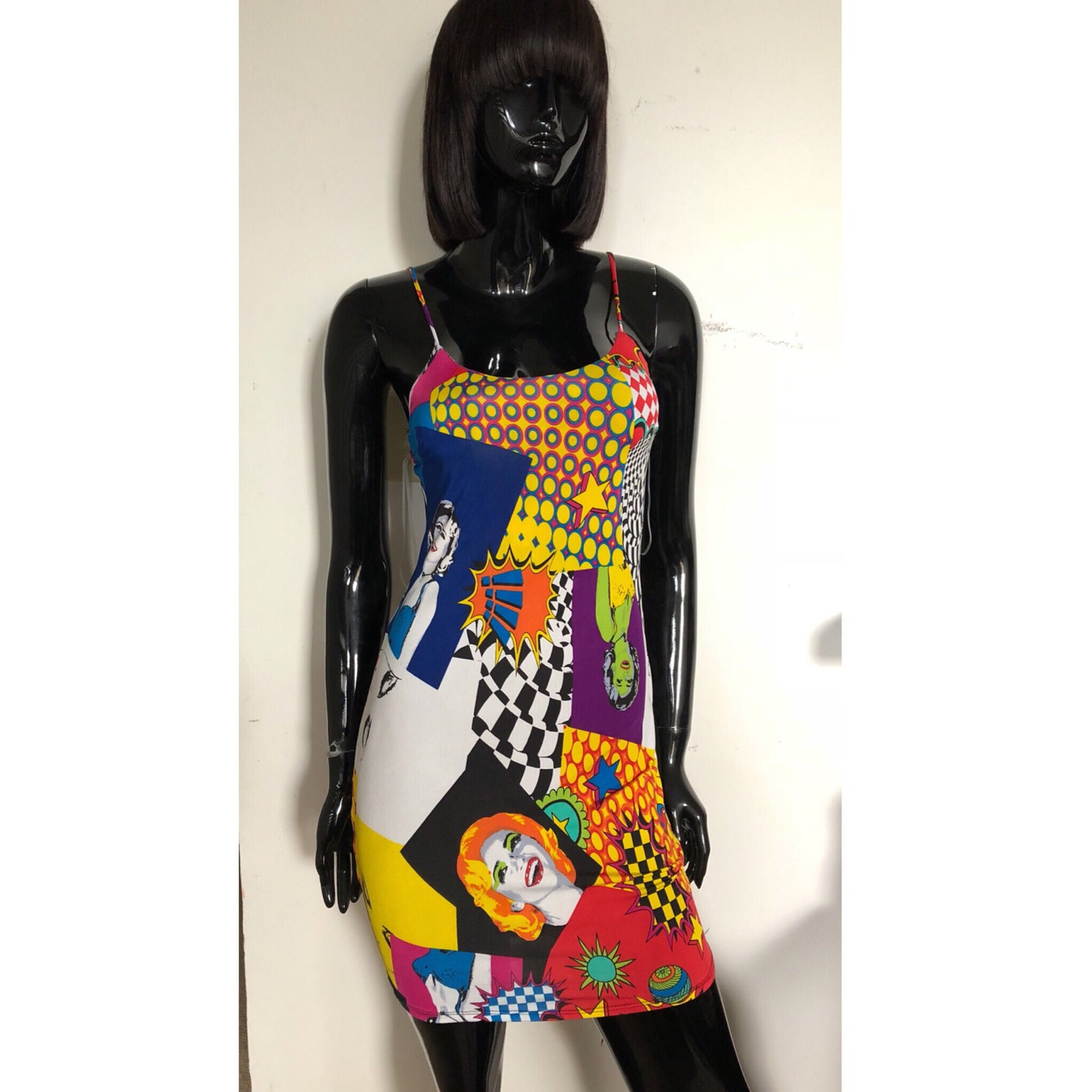 Image of Face It Dress