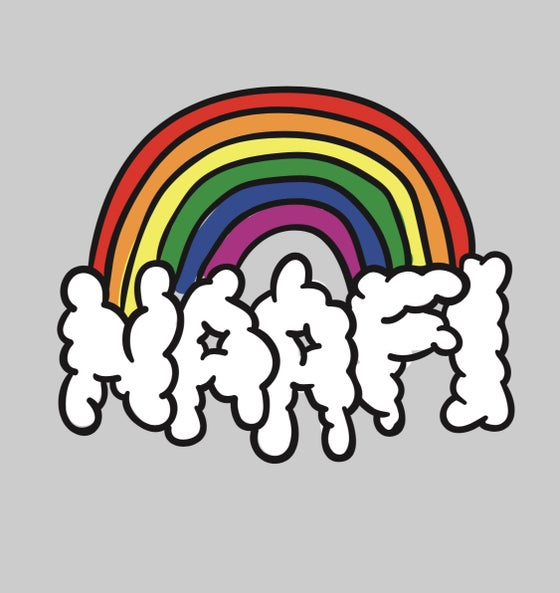 Image of NAAFI PRIDE 2018 - T-SHIRT