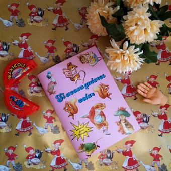 Image of Fanzine 'Si acaso quieres volar'
