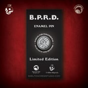 Image of Hellboy/B.P.R.D.: Limited Edition B.P.R.D. enamel logo pin!