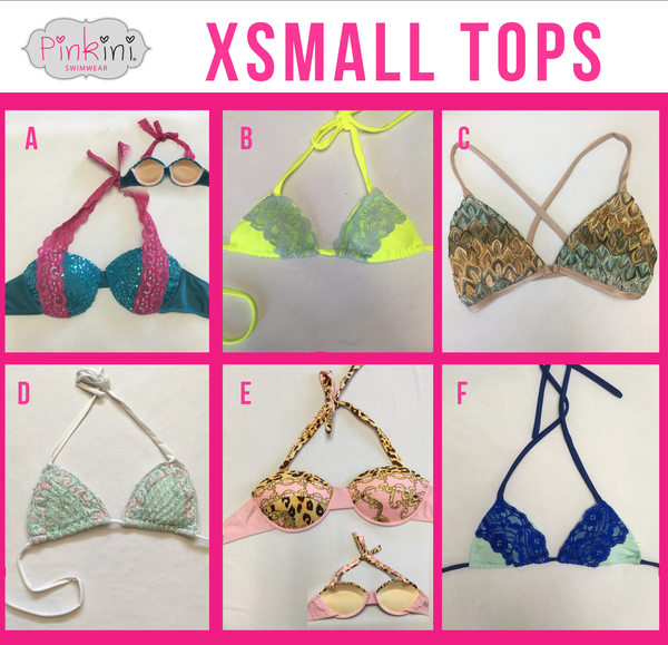 Image of XS Tops Set 1