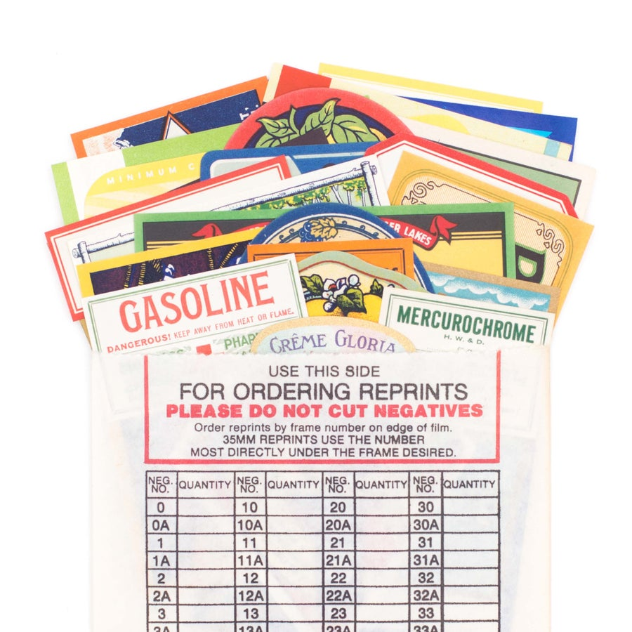 Image of Mix Label Collection