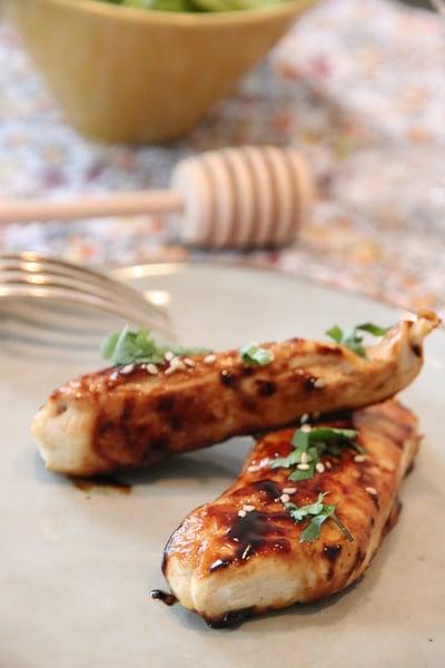Image of poulet bio au miel