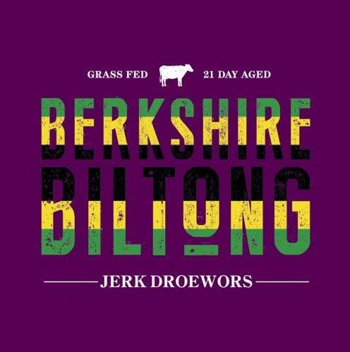Image of Jerk Droewors