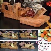 Image of La guillotine à saucisson et légumes XXL - So Apéro - L'original Made in France