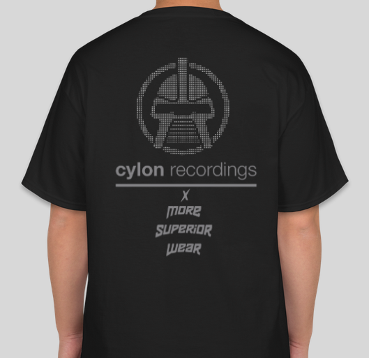 Image of More Superior Wear x Cylon Recordings 2.0