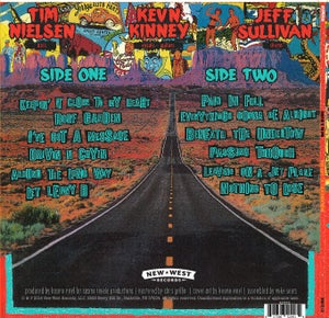 Image of Too Late To Turn Back Now CD