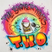 Image of The Banter Thiefs - TWO EP (Physical CD)
