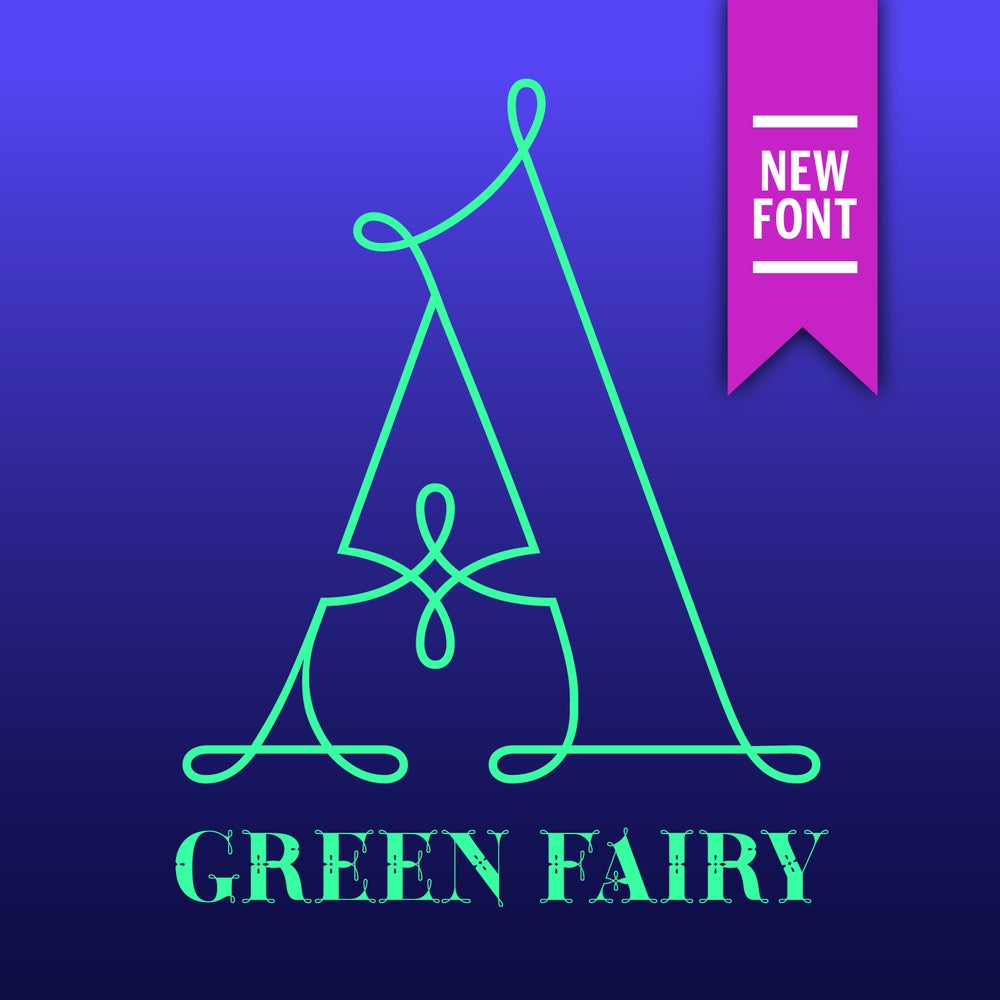 Image of Green Fairy