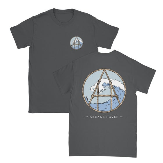 Image of *Preorder* Nautical Logo Tee