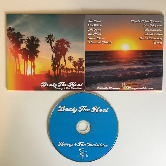 Image of Beatz The Heat CD