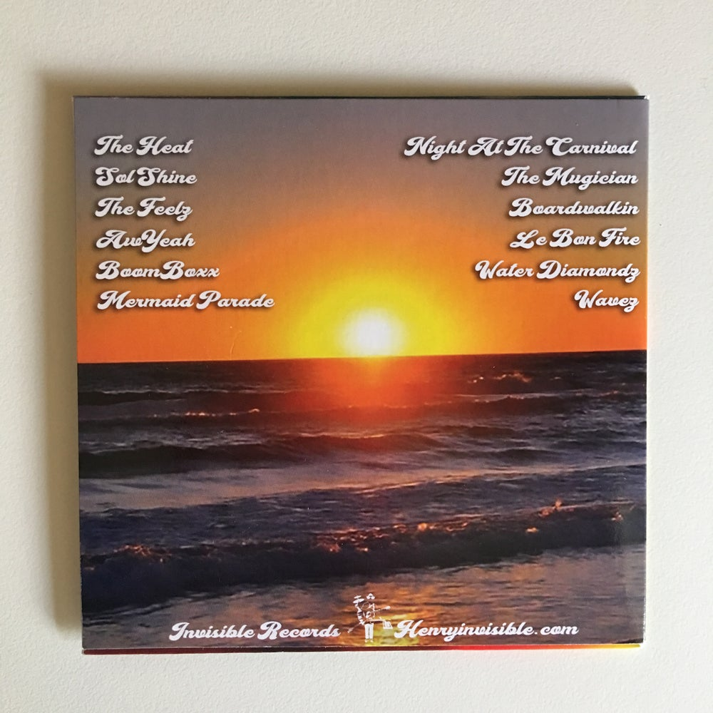 Image of Beatz The Heat CD