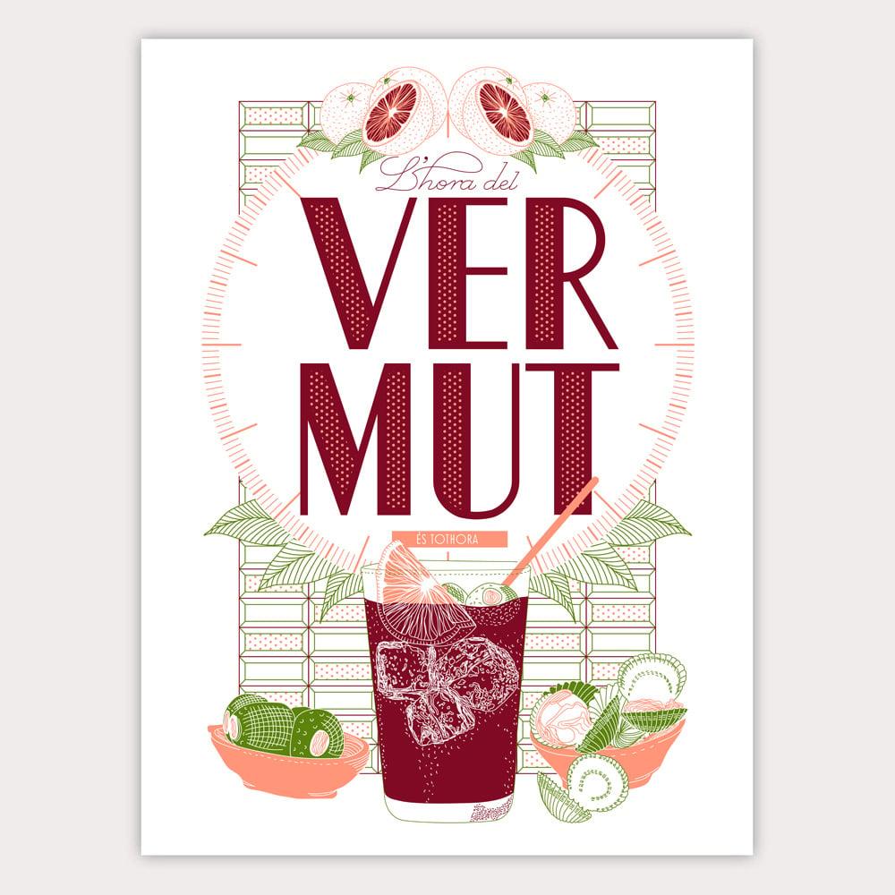 Image of VERMUT 50x70CM