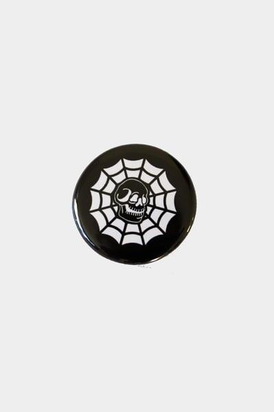 Image of Skull & Web Badge