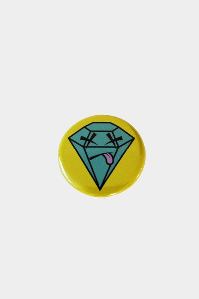 Image of Dead Diamond Badge