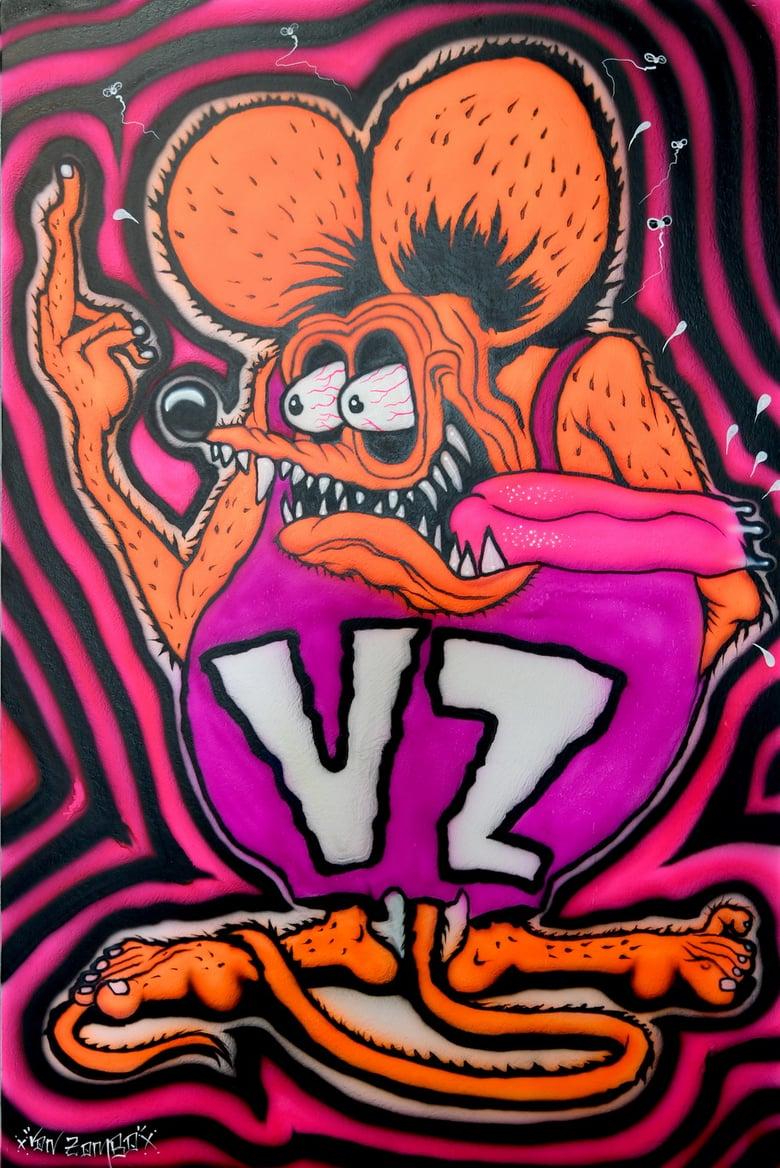 "Image of ""Fink U"" by Von Zombo"