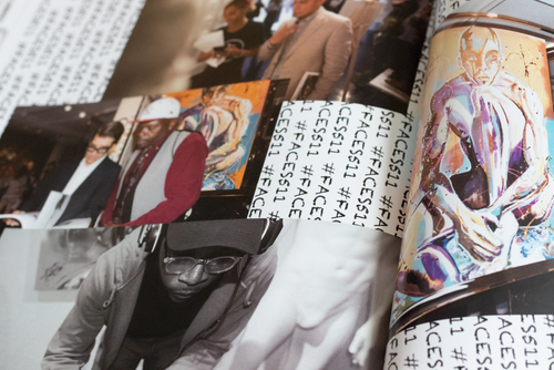 Image of ABJ LIMITED EDITION VISUAL BLOG - ISSUE 01