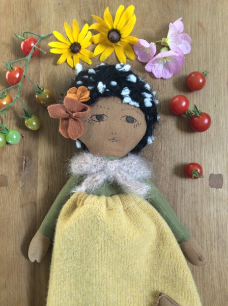 Image of Summer Lovin' Younglives Fundraiser doll No.3