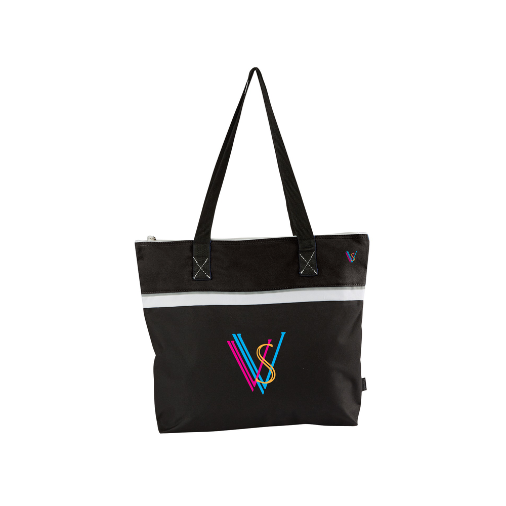 Image of VVS DIAMOND V TOTE BAG