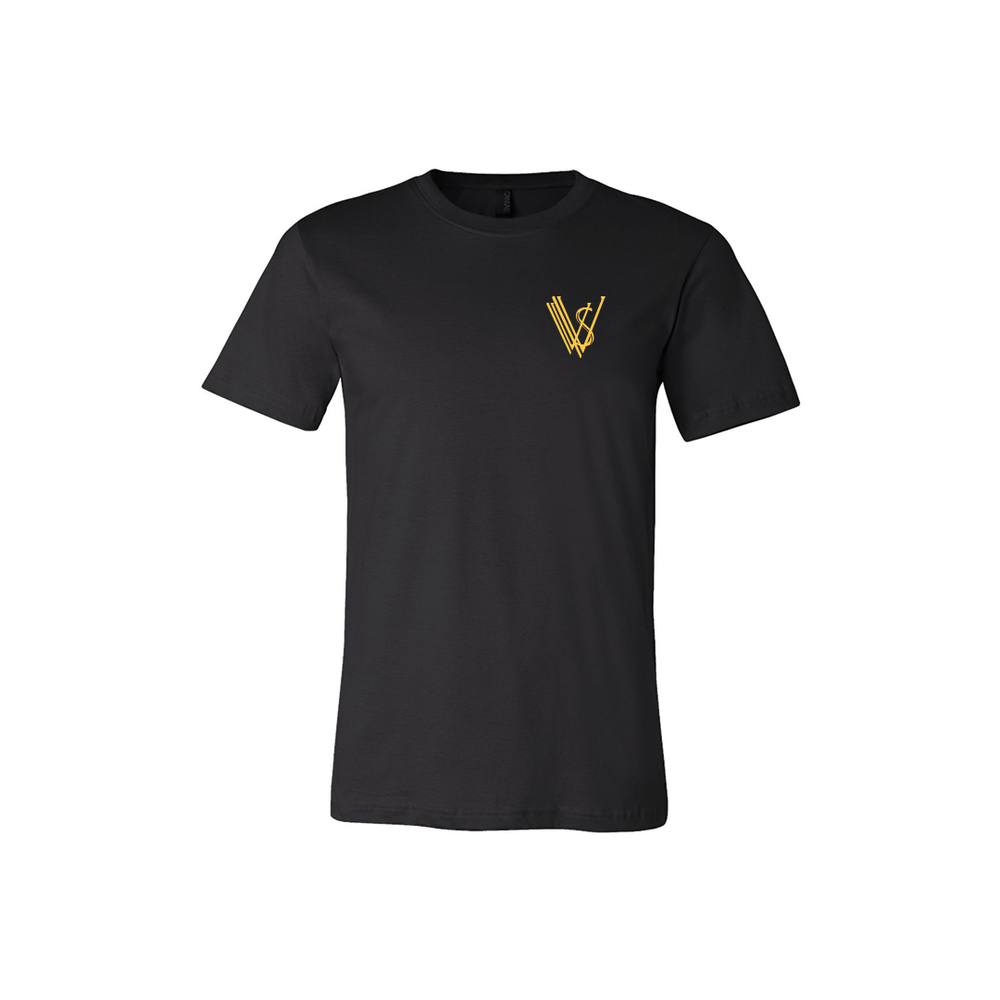 Image of VVS GOLD T SHIRT