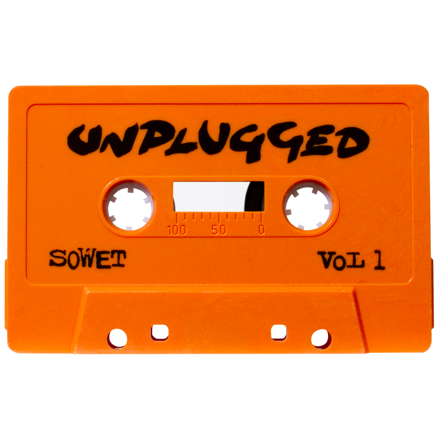 Image of UNPLUGGED VOL 1 CASSETTE TAPE