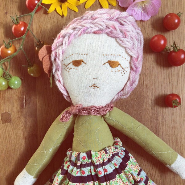 Image of Summer Lovin' Younglives Fundraiser Doll No.2