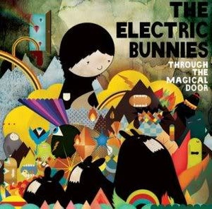 Image of ELECTRIC BUNNIES - Through The Magical Door LP