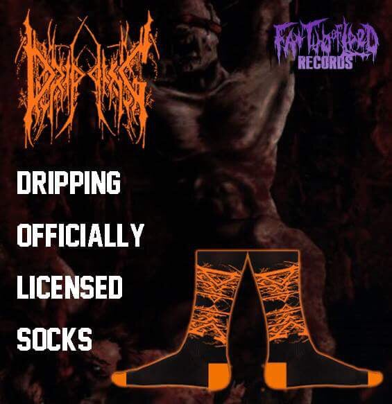 Image of Officially Licensed Dripping Socks!!!
