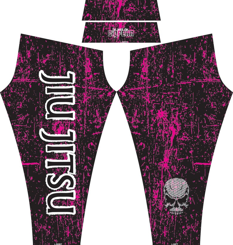 Image of NO GI- PINK TIGHT