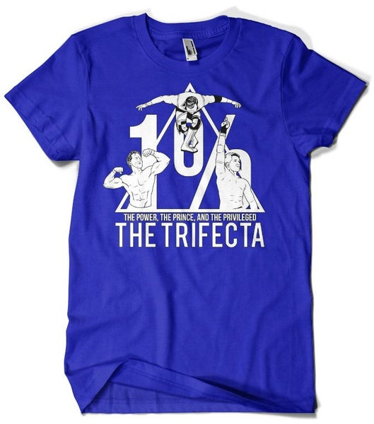 Image of The Trifecta T-Shirt