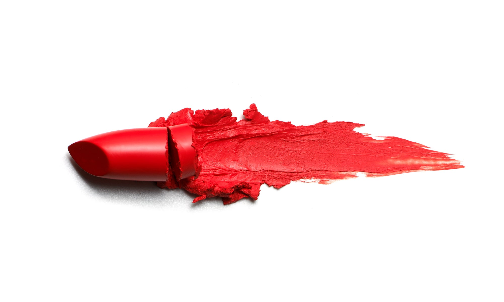 Image of *SARONG* // CORAL RED LIPSTICK