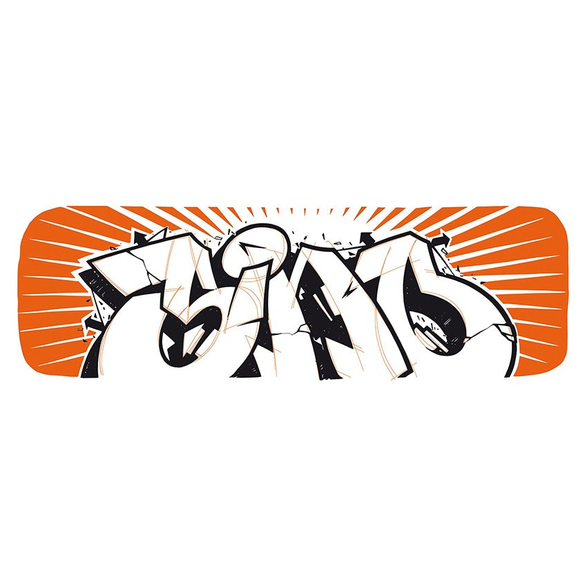 Image of SINO - BLOCK STYLE - SILK SCREEN